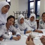 Kunjungan SMKF Tunas Mandiri Bogor ke STFI Bandung