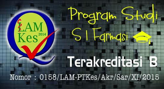 Akreditasi B STFI